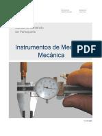 Instrumentos de Medición Mecánica