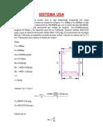 Diseño de viga a torsión ACI-2014