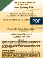 D° PÚBLICO Y ADMINISTRATIVO EPG.01 DP