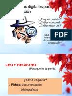 Clase _Instrumentos Digitales Para Investigar