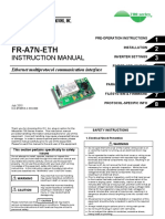 FR A7N ETH User's Manual