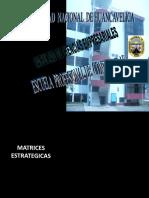 Matriz Estrategica IE