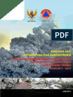 Reaksi GunungApi Merapi