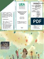 Folder Institucionalizacao