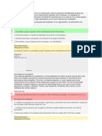 Evalucion Plan de Negocios Examen Diagnostico