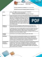 Ficha Resumen Para La Realización de La Actividad