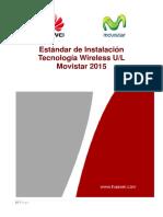 Estandar de Instalación Movistar 2015_F V2