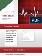 Caso Clínico Viernes 10 anestesiologia