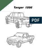 Manual Ford Ranger 1996
