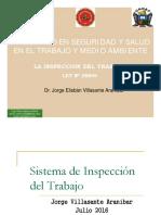 Jorge Villasante Ley 28806