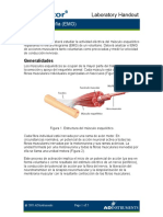 Electromyography (EMG) Laboratory Handout