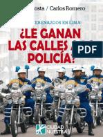Ciudad Nuestra- Los Serenazgos en Lima