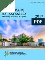 Kecamatan Padalarang Dalam Angka 2017