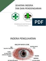 Pembinaan Dokcil Kesehatan Indera Penglihatan Dan Pendengaran