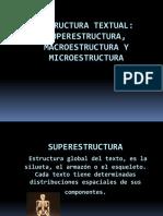 estructuratextual - MACRORREGLAS