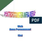Spektrometri  IR