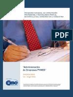 Administración de Empresas PyMES - CAME