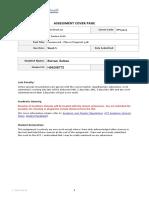 assessment 2 - pdp goals plan