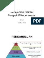 Manajemen Cairan Seminar Hipani