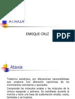 A. Esclerosis Lateral Amiotrofica