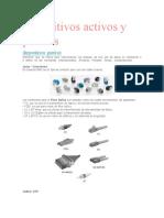 Dispositivos Activos y Pasivos