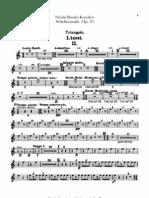 RimskyKorsakov_Scheherazade percussion