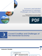 Economic and Industrial Development in Indonesia Challenges and Opportunities