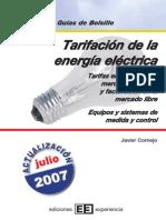 Tarificacion Electrica Actualizacion Julio2007