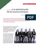 Etica en La Administracion de Los Recursos Humanos