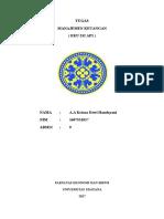 TEORI Keputusan Pendanaan (Sumber Dana Perusahaan)