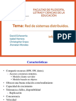 5.Red de Sistemas Distribuidos