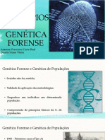 Genetic Pop and Forense