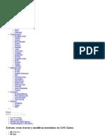 Extraer Crear Borrar y Modificar Metadatos en GNU-Linux - Exiftool