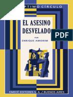 014 - Enrique Amorin - El Asesino Desvelado-1