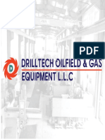Drilltech Oilfield Company Introduction (2)