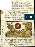 Document(3) astrolabio mexicano