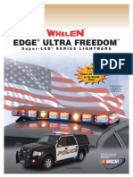 11466F Ultra Freedom Lightbar Flyer