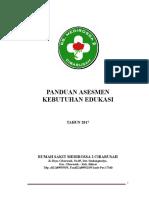 Panduan Asesment Kebutuhan-edukasi ( Print)