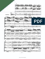 BWV 26 T Fl Vln BC Generala