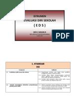 Contoh Instrumen EDS SD