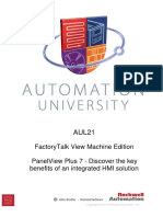 [Auto] FactoryTalk View Machine Edition