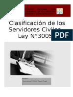Clasificación de los Servidores Civiles.docx