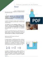 2.2 Principio de Pascal