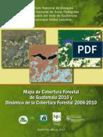 Dinámica de La Cobertura Forestal 2010