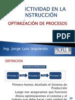 09 Optimización de Procesos