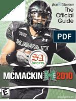 Star Advertiser 2010 Football Preview