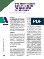 Articulo 2 Enfermedades Metabolicas