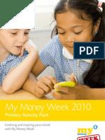 My Money Week 2010 Primary Activity Pack1