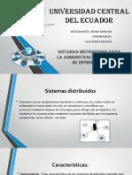 3.Sistemas de Distribucion