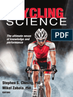 Cycling Science by Stephen S. Cheung & Mikel Zabala